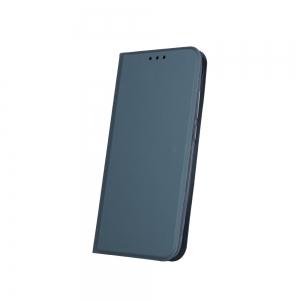 Dėklas Smart Skin Samsung A415 A41 tamsiai žalias