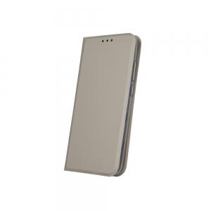 Dėklas Smart Skin Samsung A415 A41 auksinis