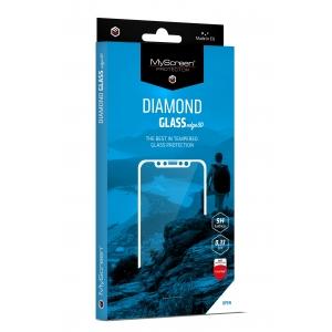LCD apsauginis stikliukas MyScreen Diamond Edge 3D Samsung G998 S21 Ultra juodas