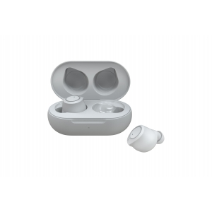Belaidė laisvų rankų įranga Devia Joy A4 TWS balta