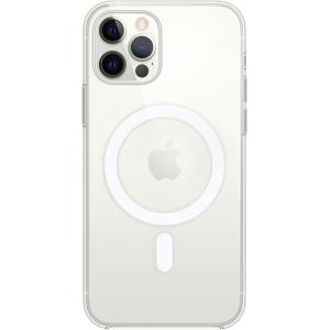 Dėklas Clear MagSafe Case Apple iPhone 12 mini skaidrus