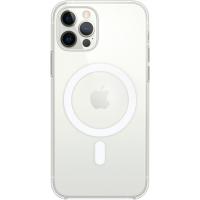 Dėklas Clear MagSafe Case Apple iPhone 12 Pro Max skaidrus