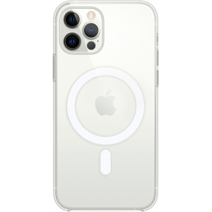 Dėklas Clear MagSafe Case Apple iPhone 12 / 12 Pro skaidrus