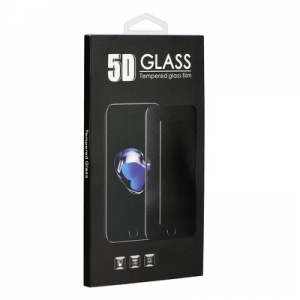 LCD apsauginis stikliukas 9H 5D Samsung A426 A42 5G juodas