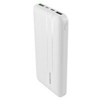 Išorinė baterija Power Bank Borofone BJ9 Type-C PD+Quick Charge 3.0 (3A) 10000mAh balta