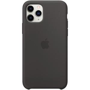 Dėklas originalus MWYN2ZM / A Silicon Apple iPhone 11 Pro juodas