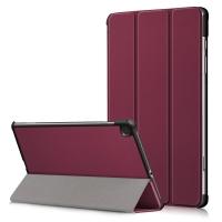 Dėklas Smart Leather Lenovo Tab P11 / IdeaTab P11 J606F bordo