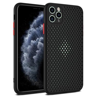Dėklas Breath Case Samsung G980 S20 juodas
