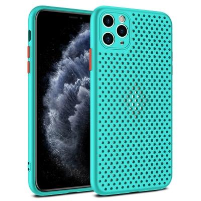 Dėklas Breath Case Xiaomi Redmi Note 9S / Note 9 Pro turquoise