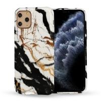 Dėklas Marble Silicone Apple iPhone 12 mini Design 3