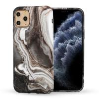 Dėklas Marble Silicone Apple iPhone 12 / 12 Pro Design 7