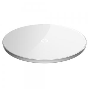 Įkroviklis belaidis Baseus Simple (10W) baltas CCALL-JK02