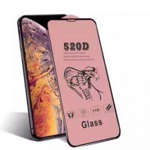 LCD apsauginis stikliukas 520D Samsung A515 A51 / S20 FE / M31S juodas