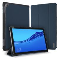 Dėklas Dux Ducis Domo Apple iPad Pro 12.9 2021 tamsiai mėlynas