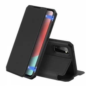 Dėklas Dux Ducis Skin X Samsung A725 A72 / A726 A72 5G juodas