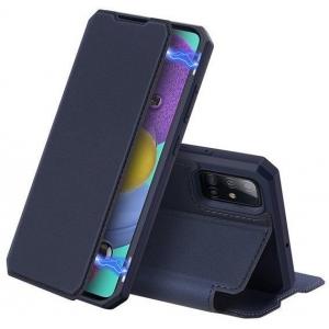 Dėklas Dux Ducis Skin X Samsung G990 S21 / G991 S21 5G tamsiai mėlynas