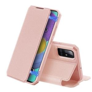 Dėklas Dux Ducis Skin X Samsung G990 S21 / G991 S21 5G rožinis