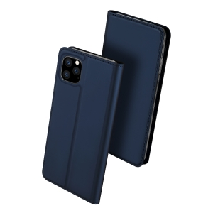 Dėklas Dux Ducis Skin Pro Xiaomi Redmi Note 10 5G tamsiai mėlynas