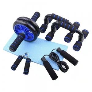 Volelio rinkinys AB Roller ABW007 juodas-mėlynas