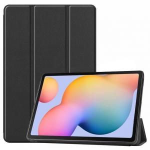 Dėklas Smart Leather Samsung T220 / T225 Tab A7 Lite 8.7 juodas