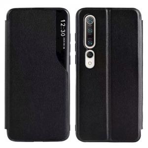 Dėklas Smart View TPU Samsung A125 A12 juodas
