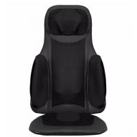 Masažinė sėdynė F886 (kaklo, nugaros ir sėdmenų masažuoklis) pilka