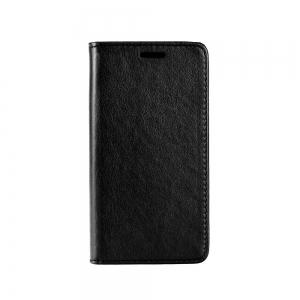 Dėklas Magnet Book Xiaomi Redmi Note 9 juodas
