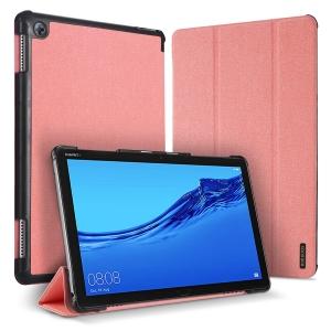 Dėklas Dux Ducis Domo Samsung T220 / T225 Tab A7 Lite 8.7 2021 rožinis