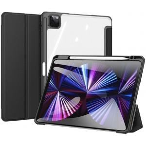 Dėklas Dux Ducis Toby Samsung T730 / T736B Tab S7 FE 2021 / T970 / T976B TAB S7 Plus juodas
