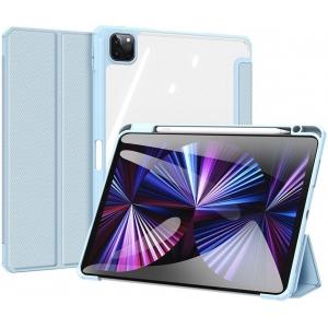 Dėklas Dux Ducis Toby Samsung T730 / T736B Tab S7 FE 2021 / T970 / T976B TAB S7 Plus mėlynas