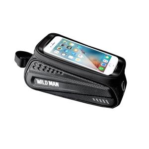 Universalus telefono laikiklis WILDMAN ES3 dviračiui, atsparus vandeniui 1L