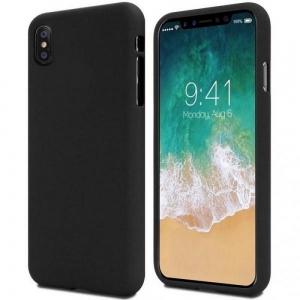 Dėklas Jelly Case Apple iPhone 13 Pro juodas