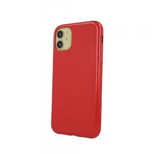 Dėklas Jelly Case Apple iPhone 13 Pro Max raudonas