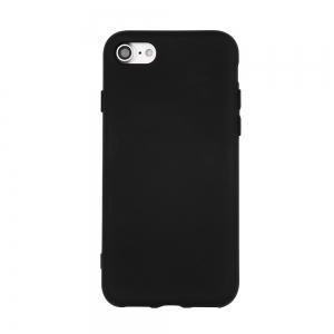 Dėklas Silicon Apple iPhone 13 Pro Max juodas