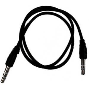 Audio adapteris 3,5mm į 3,5mm (p-p) AUX