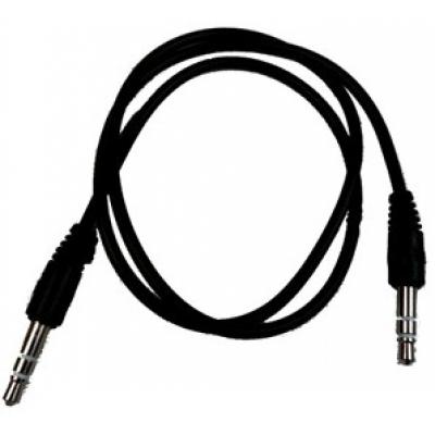 Audio adapteris 3,5mm į 3,5mm (p-p)