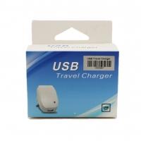 Įkroviklis USB baltas (0.8A)