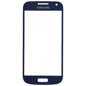 LCD stikliukas Samsung i9190 / i9195 S4 mini mėlynas