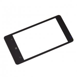 LCD stikliukas Nokia 800 juodas