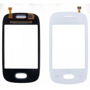 Lietimui jautrus stikliukas Samsung S5310 Pocket Neo baltas HQ