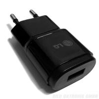 Įkroviklis original LG MCS-04ER USB (1.8A) juodas