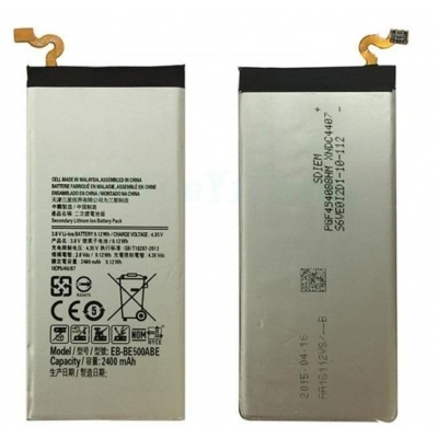 Akumuliatorius ORG Samsung E500 E5 2400mAh E5000 EB-BE500ABE
