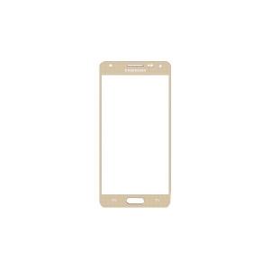 LCD stikliukas Samsung G850F Alpha auksinis