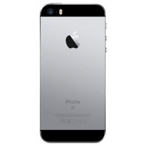 Galinis dangtelis iPhone SE pilkas (space grey) HQ