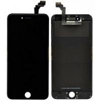 Ekranas iPhone 6 Plus su lietimui jautriu stikliuku juodas original