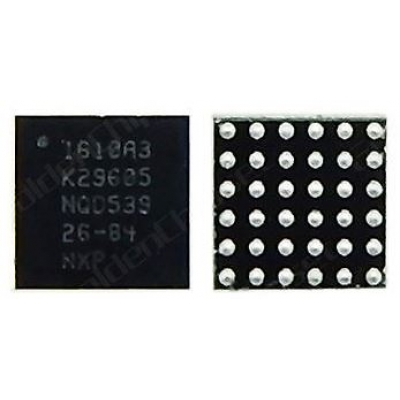 Mikroschema IC iPhone 5S / 6 / 6 Plus / 6S / 6S Plus maitinimo, USB U2 (1610A3) 36pin