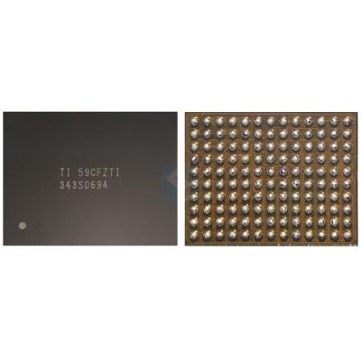 Mikroschema IC iPhone 6 / 6 Plus sensorikos U2402 (343S0694) juoda