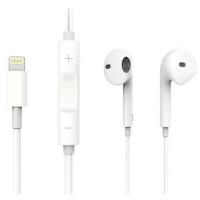 Laisvų rankų įranga iPhone 7 / 7 Plus / 8 / 8 Plus / X  lightning  (MMTN2AM / A) original