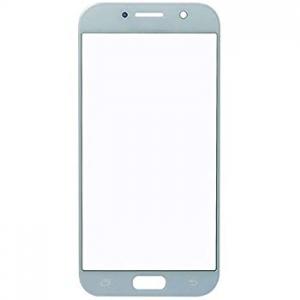 LCD stikliukas Samsung A320 A3 2017 baltas
