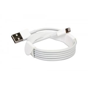 USB kabelis iPhone 5 / 6 / 7 / 8 / X / 11  lightning  baltas 1M Copycat (MD818ZM / A)